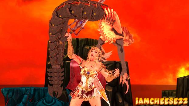 She-Ra: Destroyer of Evil