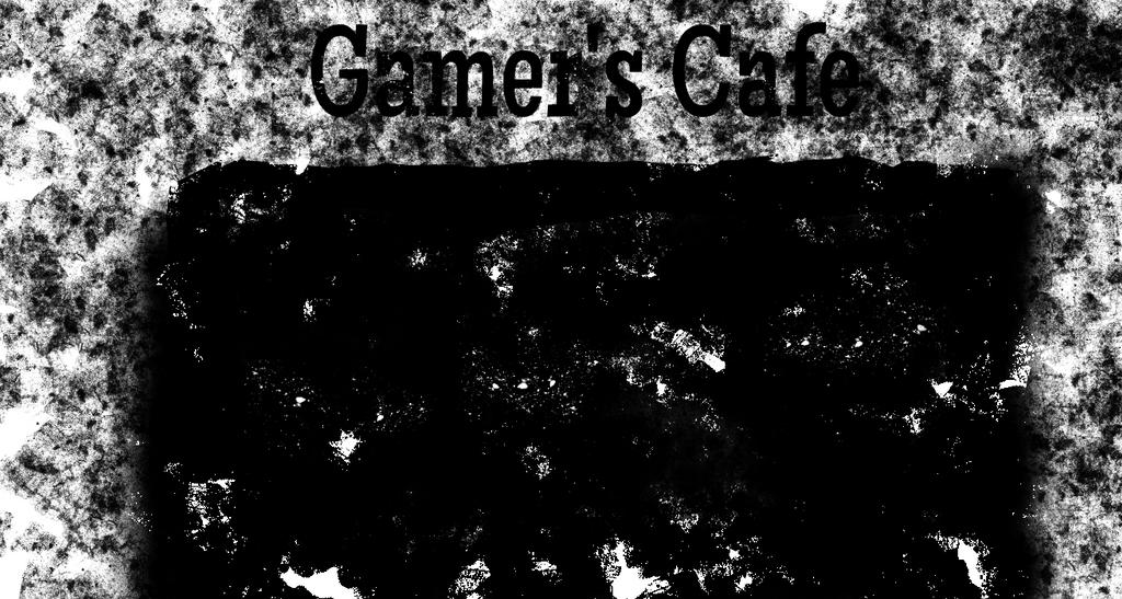 Gamer's Cafe Menu by Alexinator5000