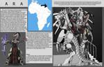 Atlas of Kaeba 1: Ara