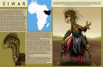 Atlas of Kaeba 4: Siwar
