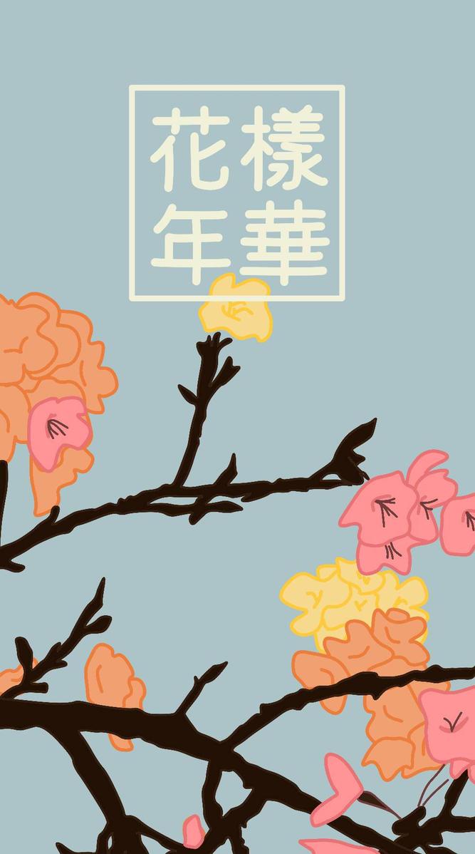 BTS Happy Anniversary! [Wallpaper] by ANINguanzo