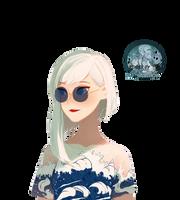 Anime girl render 35 by NotSoCreativ