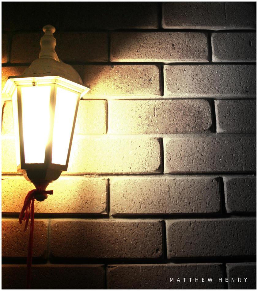 Fenjeri i lampe Distance_by_SundayfrostX