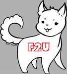 cute dog F2U by NIKKI-ADOPT