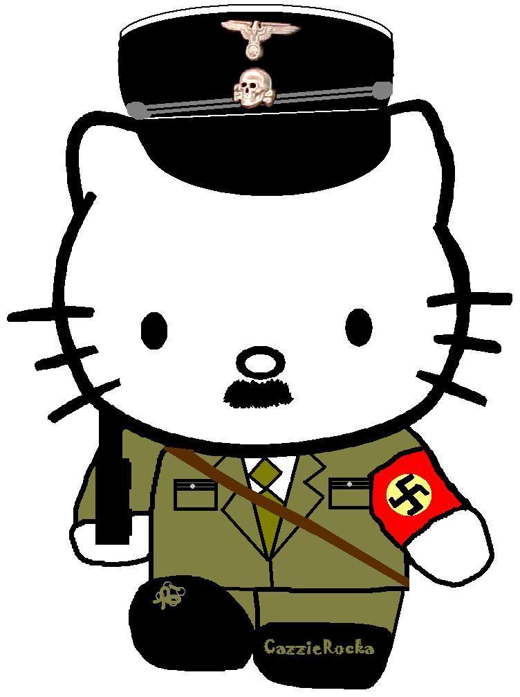 Hello Hitler by CazzieRocka