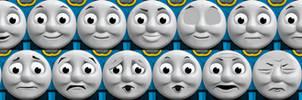 Thomas Mask Set