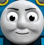 Thomas evil face