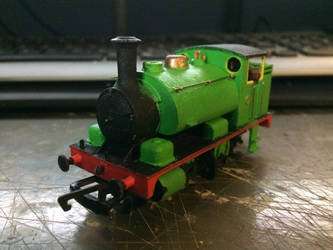 Hornby Percy Upgrade (WIP 2) by GBHtrain