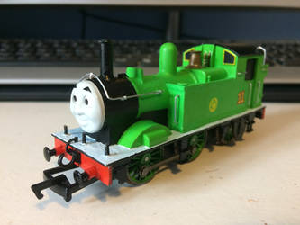 Bachmann Oliver Upgrade by GBHtrain