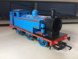 Hornby Thomas Mk2 Body Shell WIP by GBHtrain