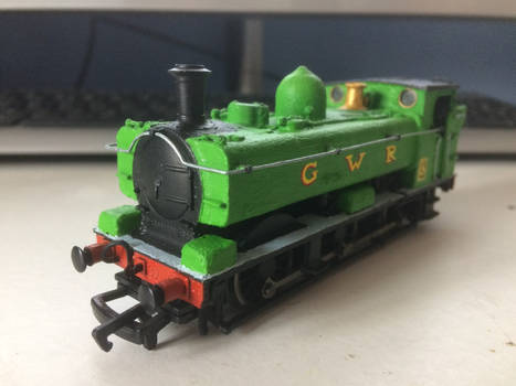 Custom Hornby Duck by GBHtrain