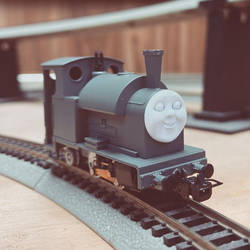 Bachmann Peter Sam Prototype by GBHtrain
