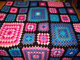 Granny Squares p b complete