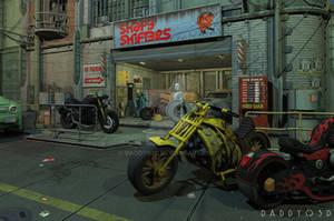 Shape Shifters Garage