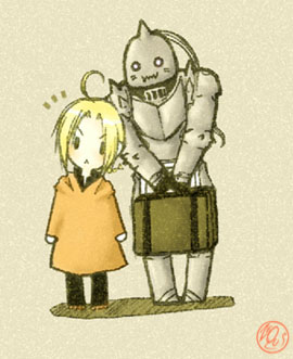 FMA: SD by dezequs