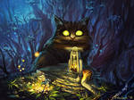 masters of night forest
