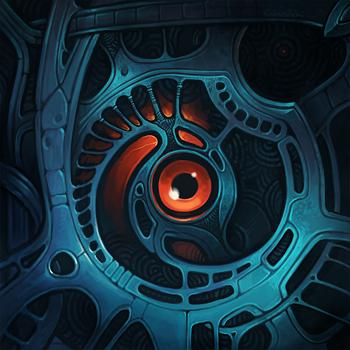 eye by KalaNemi