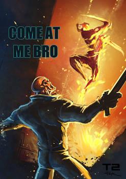 OzComics Terminator Challenge