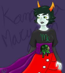 Sexy Kanaya Classy Vampire by Ana-Says-Hello