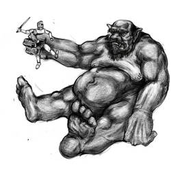Cave Giant Ogre