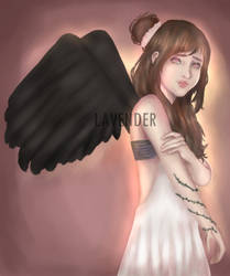 Fallen Angel by GibbyLoves
