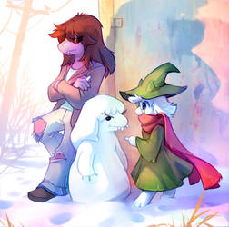 SNOWSUSIE by tomatocoup