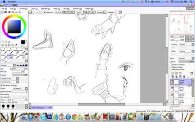 Practicing Hands