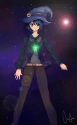 Space Magician Boy