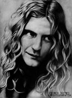 Robert Plant by RonnySkoth