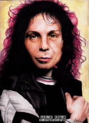 Ronnie James Dio VII by RonnySkoth