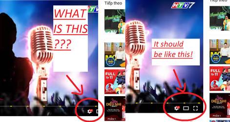 Youtube screen problem !!!