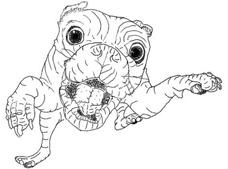 [Y1:SBT]Bulldog Trace by SpazzCreations