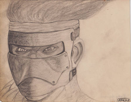 [Y1:SBT]Jago Photo Study by SpazzCreations