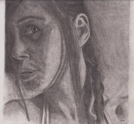 [Y1:SBT] Photo Study in Pencil by SpazzCreations
