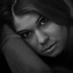Value Study by SpazzCreations