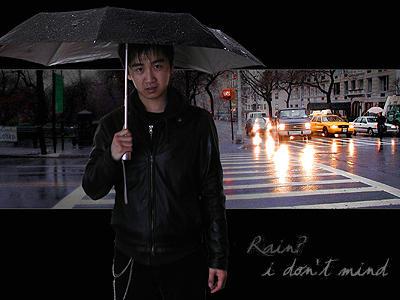 Kissing the rain by Jeison-ree