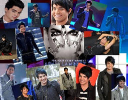 Adam Collage Request by khristmas
