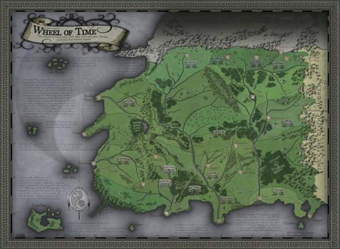 Wheel of Time - Western Lands
