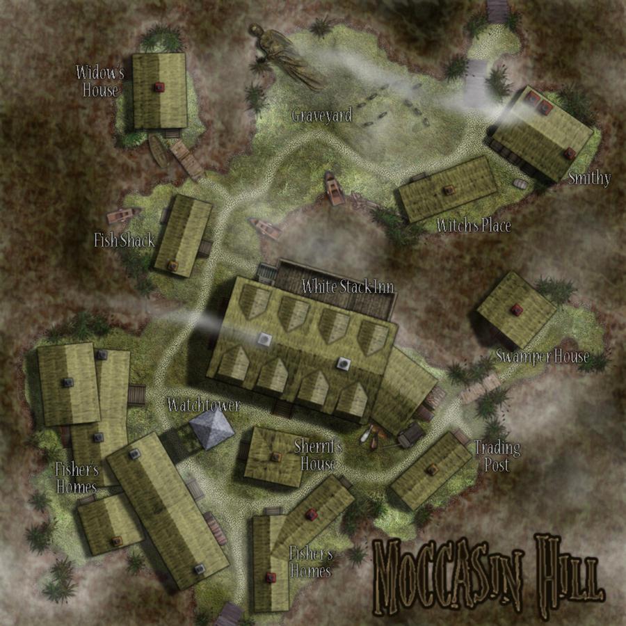 Moccasin Hill By Sevenbridges On Deviantart
