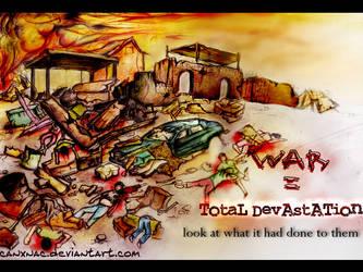 cruelity of war by canxnac