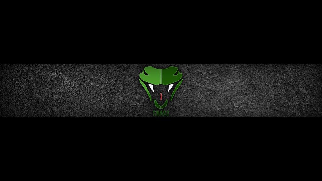 snakemc96 youtube banner by ratonulady
