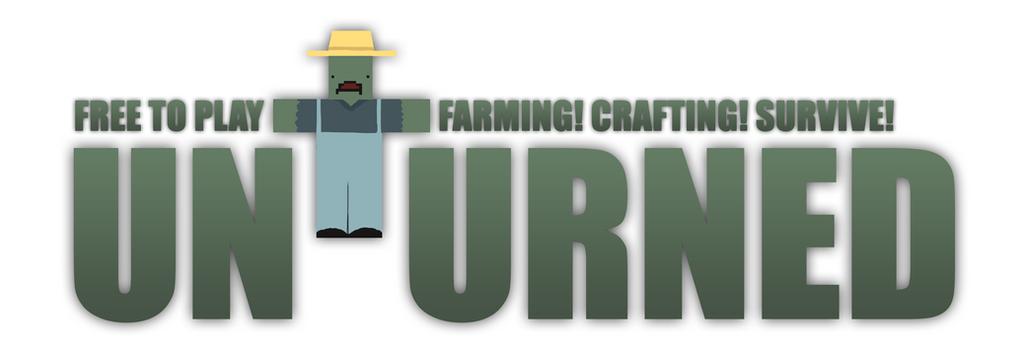 custom unturned logo by sneverius on deviantart