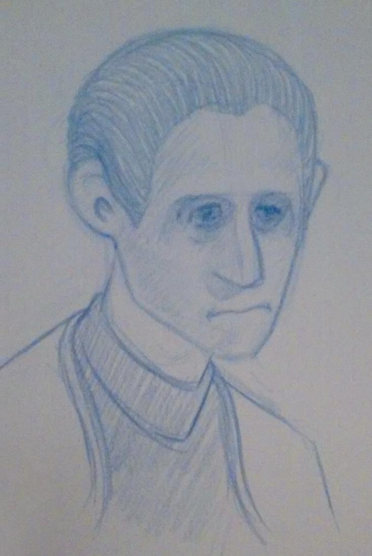Odo sketch by thegroon