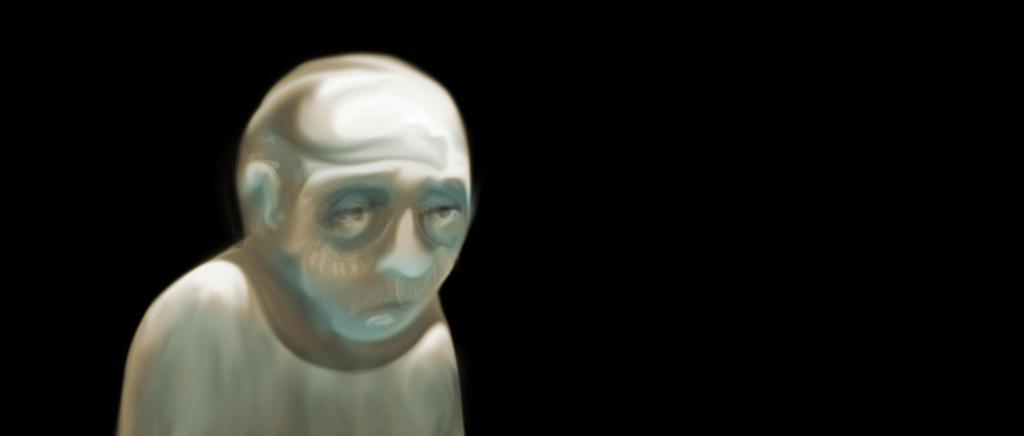 Sad Guy by thegroon