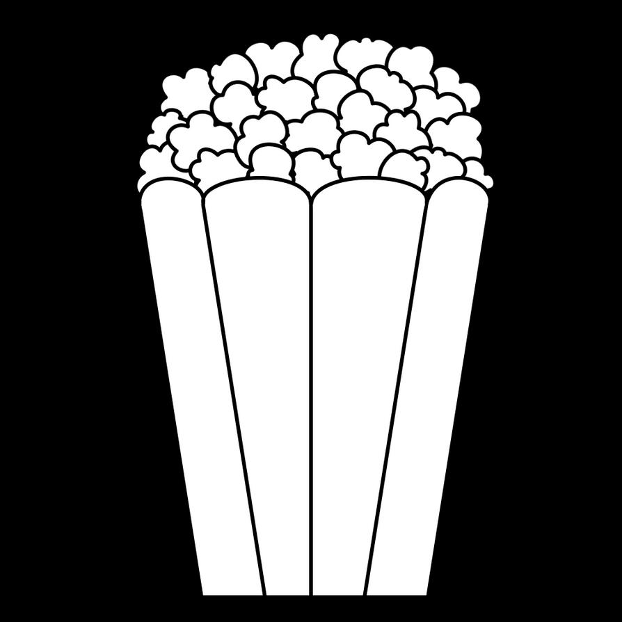 popcorn digi stamp by janettebernard on deviantart rh janettebernard deviantart com