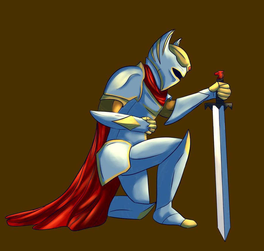 Knight by Salmamander
