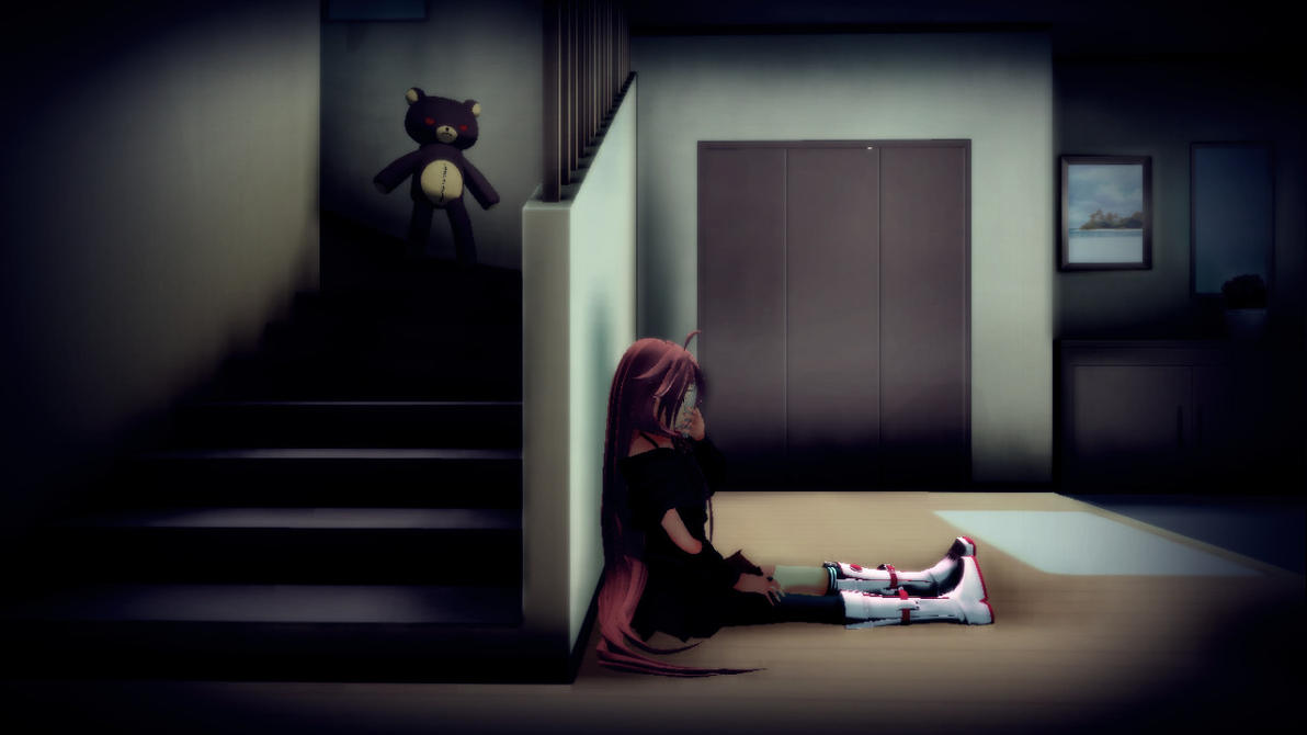 [MMD] IA - One Man Hide and Seek by Snorlaxin