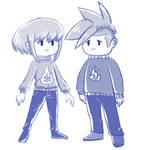 promare sweaters