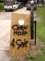CORN HOLE 4 SALE by Daking9
