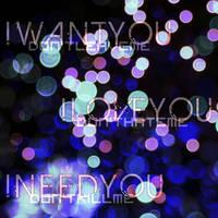 INEEDYOU by Daking9